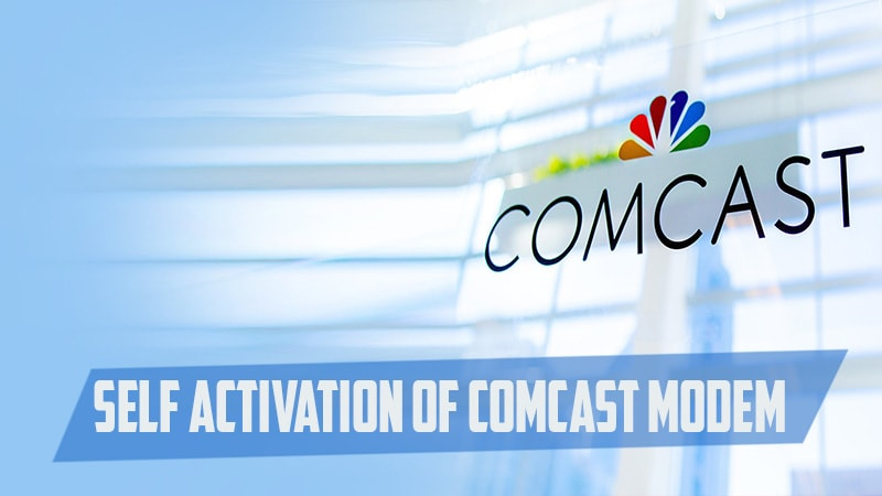 Xfinity Activate: How to activate A Cable Modem Yourself - 5