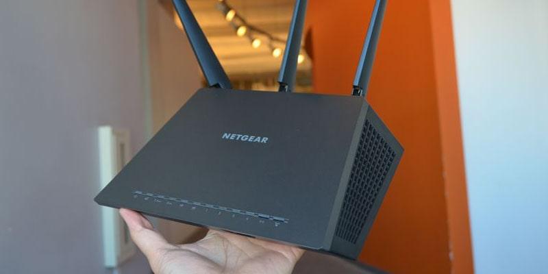 Netgear Nighthawk R7000 - Best Fios compatible router