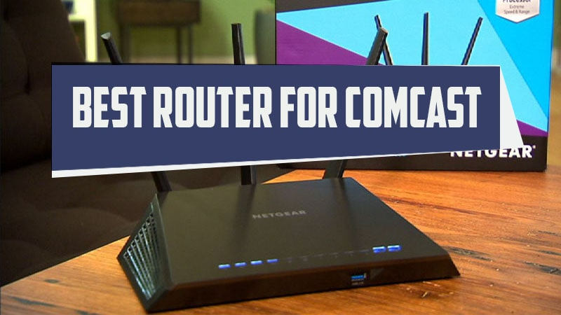 best router for Xfinity comcast