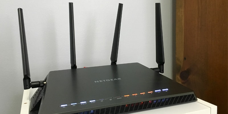 multiple device router