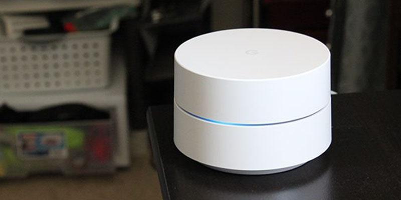 Google Home WiFI