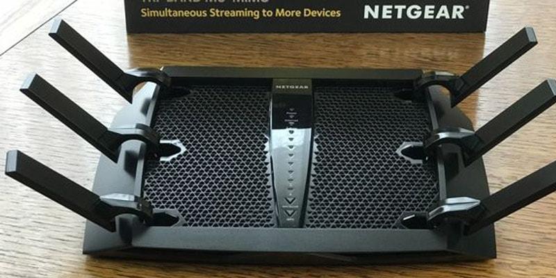 best netgear nighthawk tri-band router