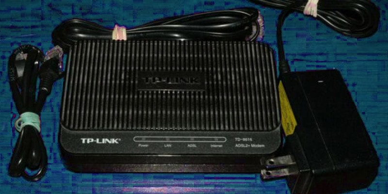 Best TP-Link DSL modem