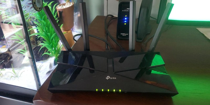 best wireless router for apartment