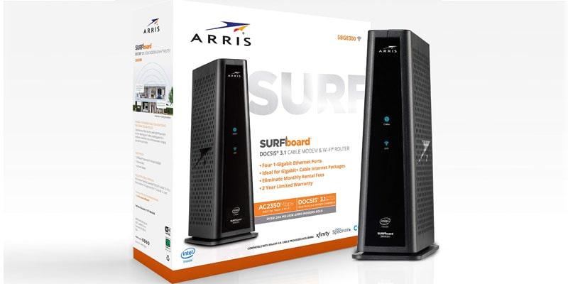 Best Arrish modem/router combo