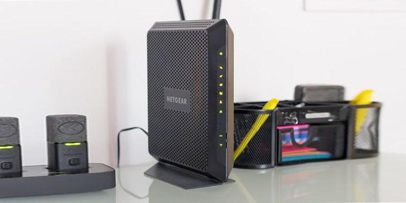 Best Netgear modem/router combo