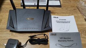 ASUS RT-AX3000 Wi-Fi 6 Router Review